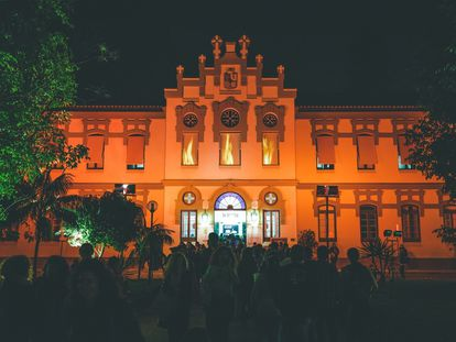 Imagen de archivo del festival literario Málaga 451 de La Térmica, conocido como La Noche de los Libros.