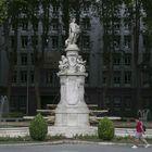 Fuente de Apolo, en el paseo del Prado.