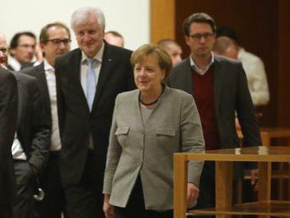Los liberales rompieron el diálogo con Merkel y Los Verdes el domingo a media noche