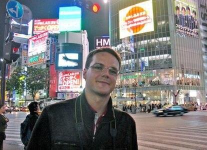 El bloguero español es responsable tecnológico de Twitter en Japón