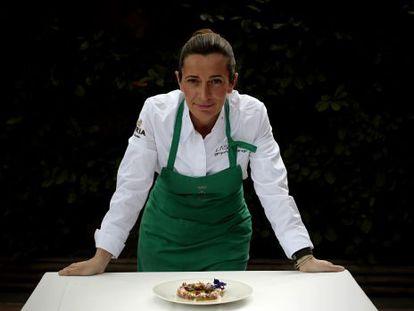 La cocinera valenciana Begoña Rodrigo.