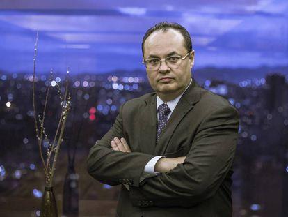El economista peruano Luis Carranza, en septiembre de 2018.
