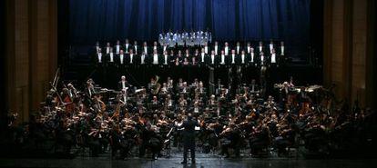 Thomas Hengelbrock (Director musical), Balthasar-Neumann-Chor, Balthasar-Neumann-Ensemble y Pequeños Cantores de la JORCAM