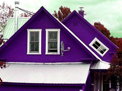 El curioso caso de las ventanas antibrujas de Nueva Inglaterra (que aún hoy se construyen)