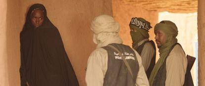 Fotograma de 'Timbuktu'.