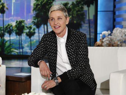 La cómica y presentadora Ellen DeGeneres, en una imagen de 2016.