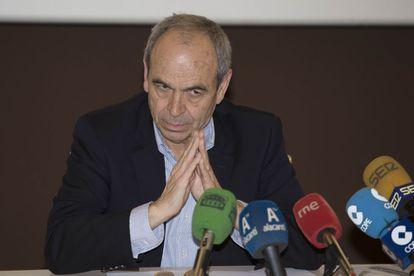 El consejero delegado de Ciudad de la Luz, Miguel Mazón.