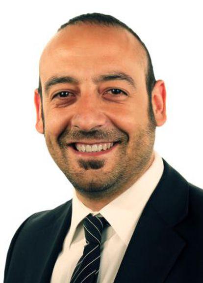 Jordi Cañas, diputado de Ciutadans al Parlament.