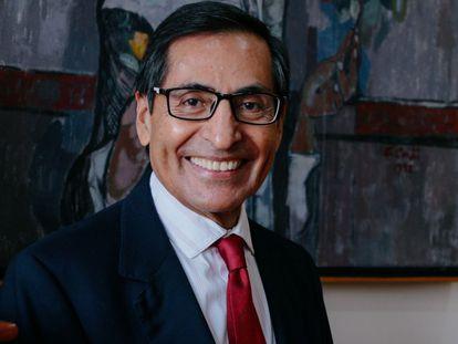 El nuevo secretario de Hacienda mexicano, Rogelio Ramírez de la O.