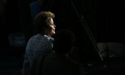Rousseff, en la III Conferencia Global sobre Trabajo Infantil de Brasilia el pasado martes.