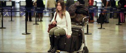 Beatriz, estudiante que emigra a Bélgica para estudiar Medicina.