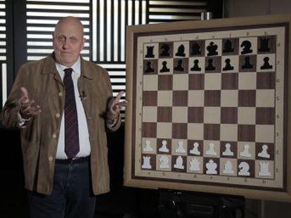 El creador de esta maravilla es uno de los muchos grandes maestros desconocidos fuera de la URSS, donde el ajedrez era una gigantesca pasión popular