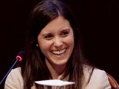 Marta Tena Briceño (Zaragoza, 25 años) se tuvo que enfrentar desde que tenía 17 años a un Trastorno de Conducta Alimentaria (TCA).