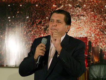 Alan García, expresidente peruano, se suicidó en abril de 2019 antes de ser detenido por su implicación en el 'caso Odebrecht'.
