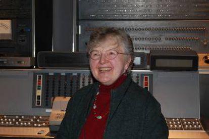 Frances Ellen en la apertura de la exposición Computer History Museum's Revolution en 2011.