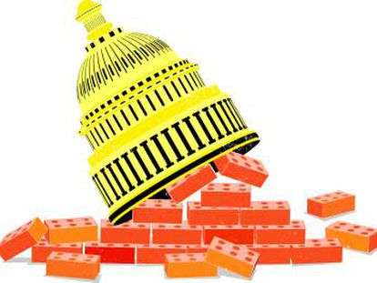 La democracia estadounidense en la cornisa