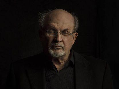 Salman Rushdie, en el Instituto Cervantes de Nueva York a finales de 2019.