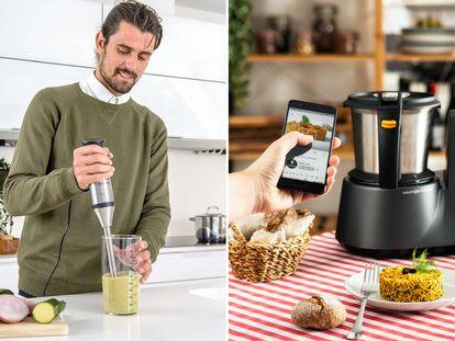 Aprovehca las grandes ofertas de verano en la marca Taurus tanto en robots de cocina de la gama Mycook como en su gama de batidoras.