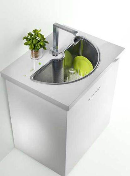 Electrodomésticos presentados en el concurso de ecodiseño convocado por Electrolux Design Lab.