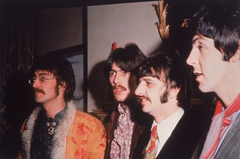 Los Beatles, los que más discos han vendido en el primer semestre de 2020.