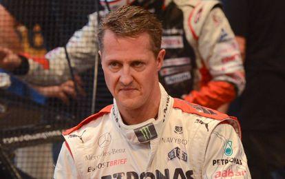 Michael Schumacher, en 2012.