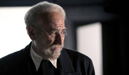 Karra Elejalde, caracterizado como Miguel de Unamuno en 'Mientras dure la guerra'.