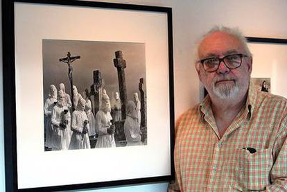 El fotógrafo Rafael Sanz Lobato.