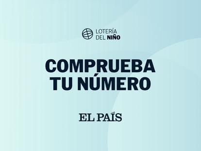 Comprobar Lotería del Niño 2021: consulte la lista de premios