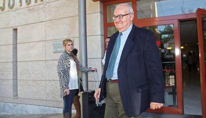 Josep Prat, expresidente de Instituto Catalán de la Salud (ICS).