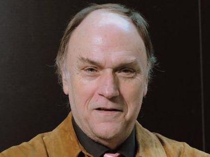 El montador Iván Aledo, en un retrato proporcionado por la Academia de Cine.