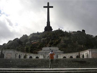 El Valle de los Caidos, en el Escorial.