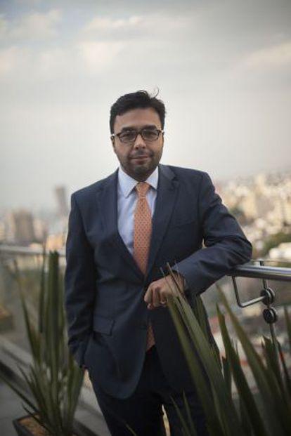 Gabriel Contreras, consejero presidente del IFT.