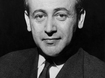 Paul Celan en 1962.