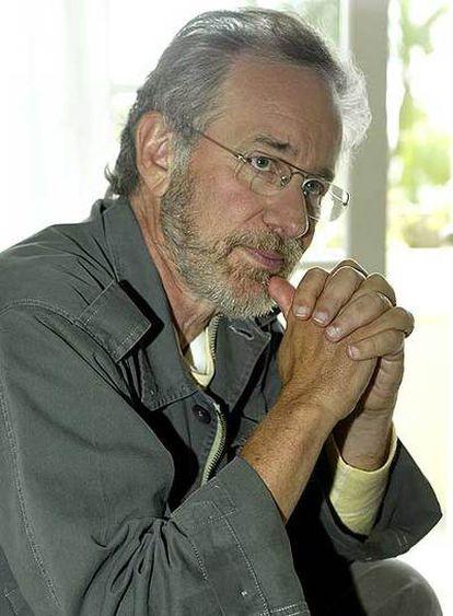 Steven Spielberg, ganador de dos <i>oscar</i> como director con <i>La lista de Schindler </i>y <i>Salvar al soldado Ryan.</i>