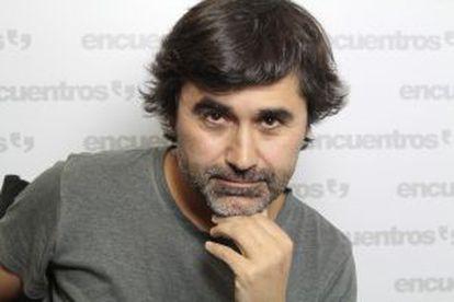 El periodista Pedro Simón.