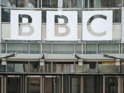 La sede de la BBC en Londres, en una imagen de archivo.