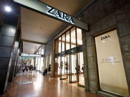 La facturación del grupo de Zara supera los 26.000 millones y las ganancias crecen un 2,3%, hasta 3.444 millones. Consigue un 12% de sus ventas por Internet