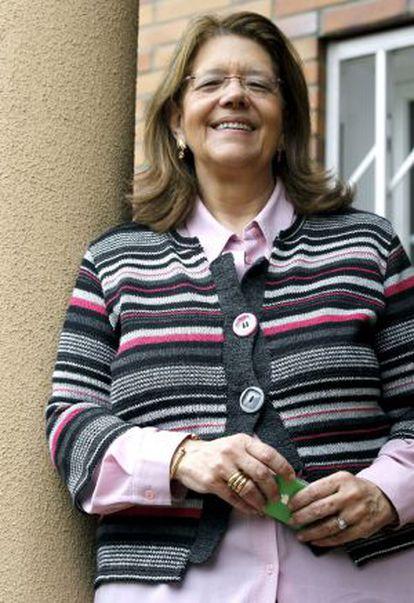 La nueva presidenta de la Comisión Nacional del Mercado de Valores, Elvira Rodríguez.