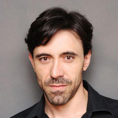 El actor Israel Elejalde
