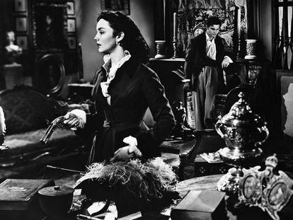 Un fotograma de la película 'Madame Bovary', basada en el libro de Flaubert.