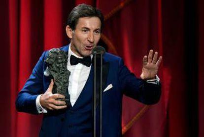 Antonio de la Torre homenajeó a Chiquito de la Calzada al recoger el Goya a mejor actor. Solo él podría hacerlo.