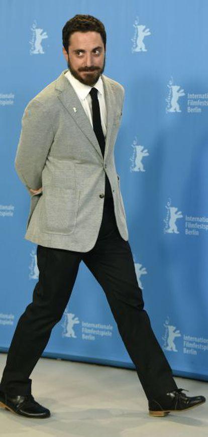 Pablo Larraín, en la Berlinale.