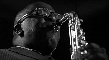 El saxofonista Jesse Davis.