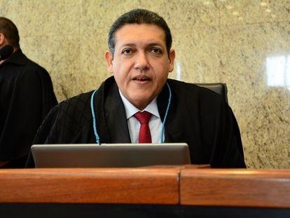 El nuevo magistrado del Supremo de Brasil, Kássio Nunes Marques, en una imagen de archivo.