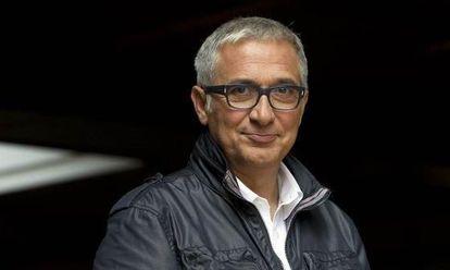 El presentador Xavier Sardá.
