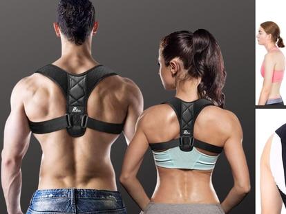 Mejora tu postura y evita dolores de espalda, cuello o lumbares.