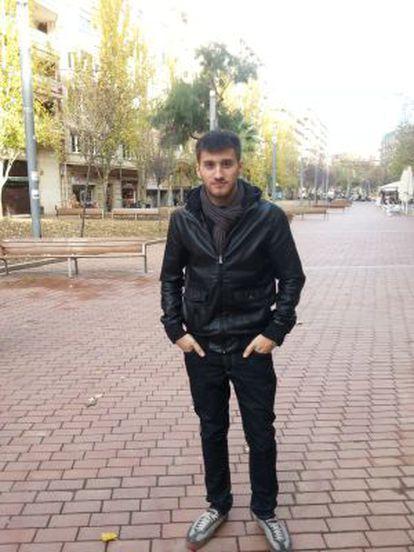 Oriol Franch, el estudiante que ha recogido miles de firmas contra la ley Wert