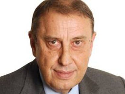 El presidente del diario 'La Razón', Mauricio Casals.