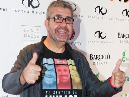 Florentino Fernandez, en Madrid en 2019.