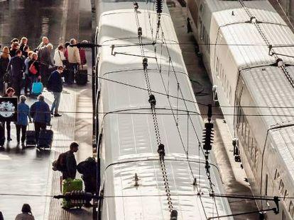 La conclusión de la red básica de alta velocidad permitirá desplazar fondos a otras infraestructuras.